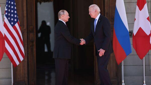 რუსეთისა და აშშ-ის პრეზიდენტები - Sputnik საქართველო