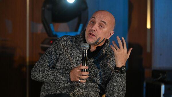 Писатель Захар Прилепин - Sputnik Грузия