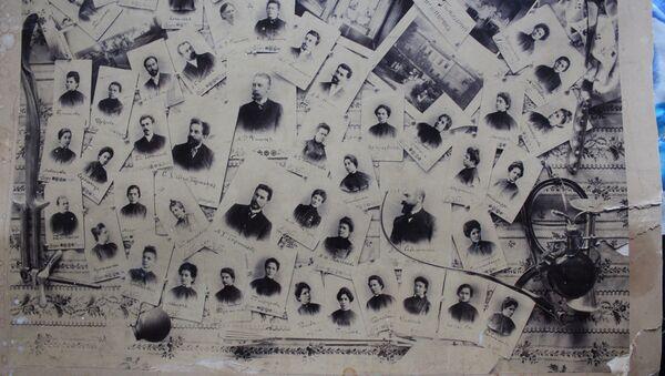 Коллектив Ольгинского повивального института - Sputnik Грузия