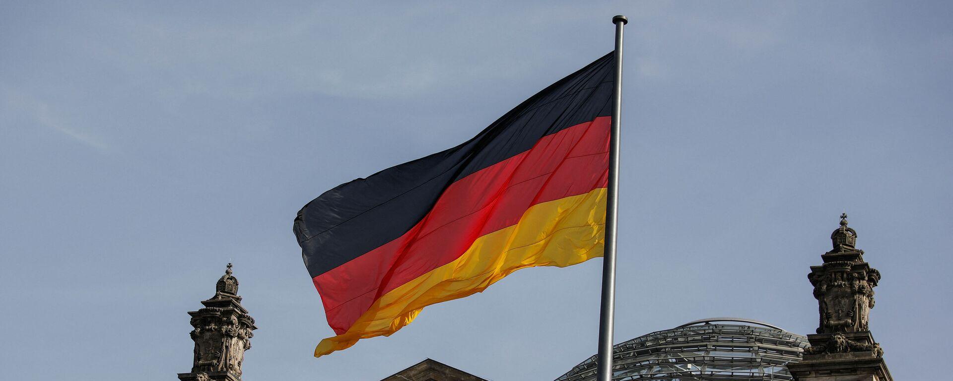Флаг Германии - Sputnik Грузия, 1920, 18.06.2021