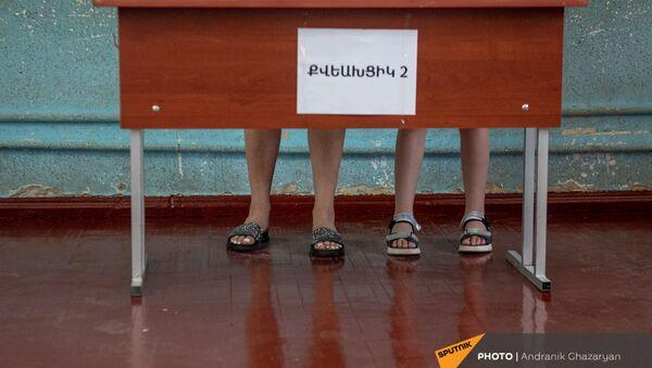 არჩევნები სომხეთში - Sputnik საქართველო