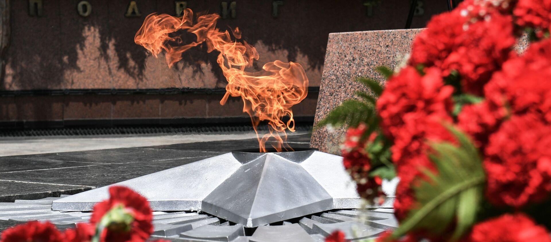 უცნობი ჯარისკაცის საფლავი - Sputnik საქართველო, 1920, 22.06.2021