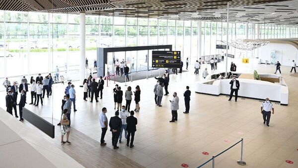 Кутаисский международный аэропорт - Sputnik Грузия