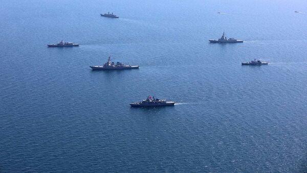 Учения стран НАТО и государств — партнеров Sea Breeze 2020 в Черном море - Sputnik Грузия