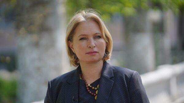 Натия Турнава - Sputnik Грузия