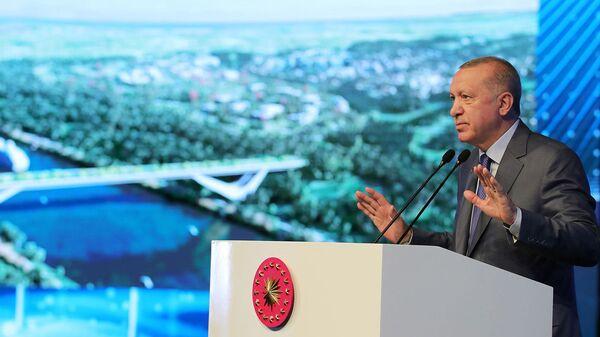 თურქეთის პრეზიდენტი რეჯეფ ერდოღანი - Sputnik საქართველო