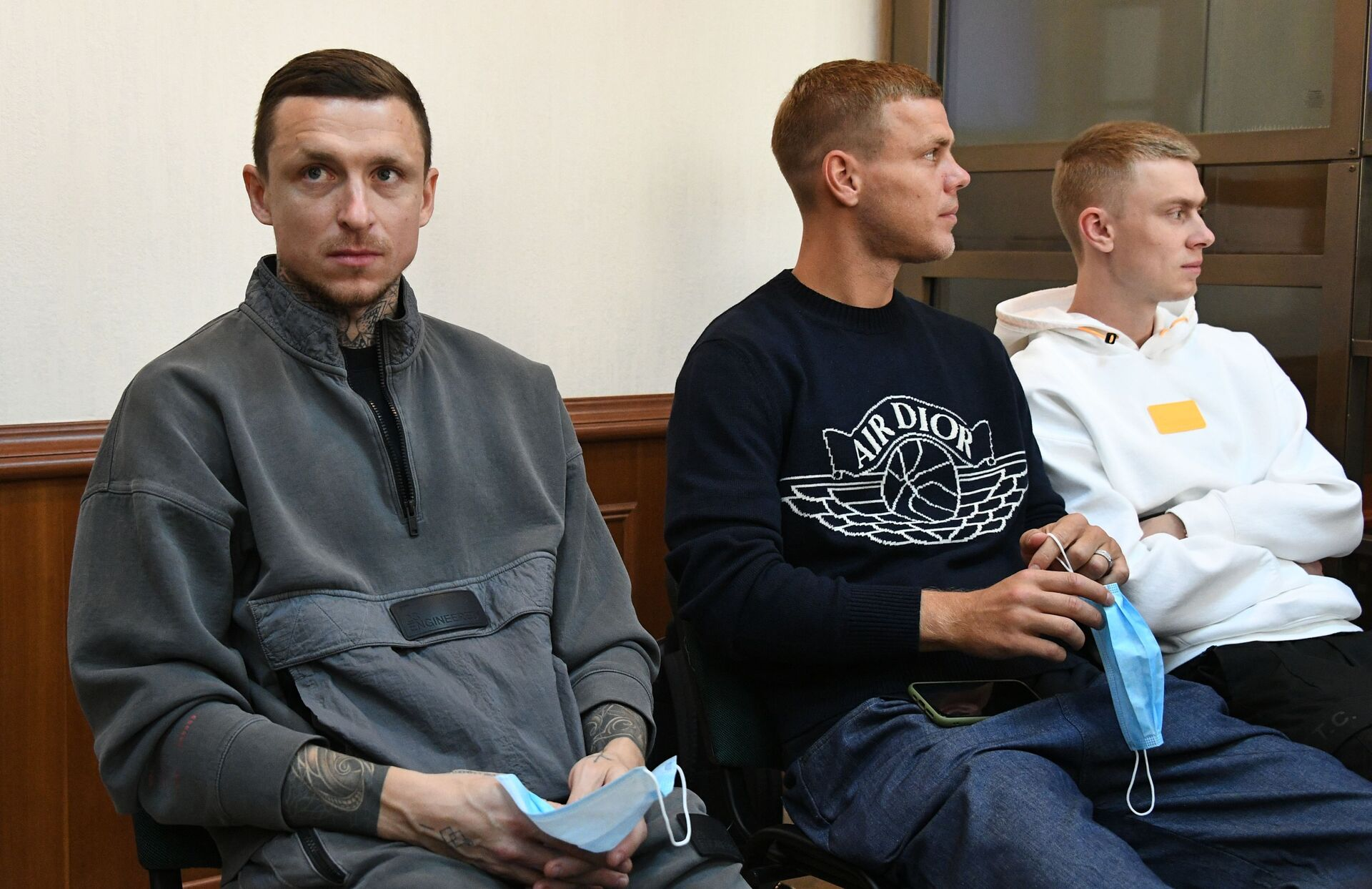 Весь в брата – младшего брата Кокорина задержали за пьяную драку  - Sputnik Грузия, 1920, 30.06.2021