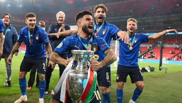 Футбол. ЕВРО 2020. Сборная Италии стала чемпионом Европы - Sputnik Грузия