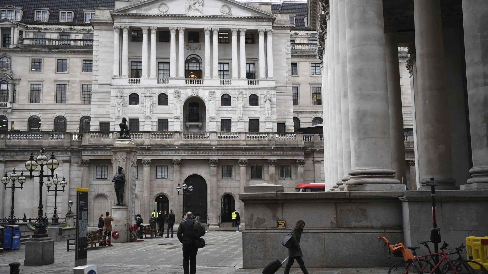 ლონდონის სამეფო ბანკი, ლონდონის ბირჟა - Sputnik საქართველო, 1920, 21.09.2021