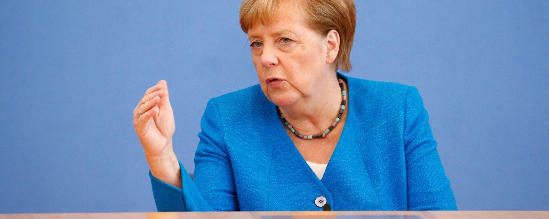 Ангела Меркель - Sputnik Грузия, 1920, 02.09.2020