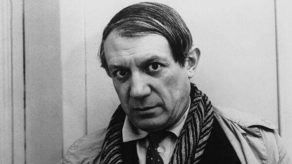 Пабло Пикассо, фото из архива - Sputnik Грузия