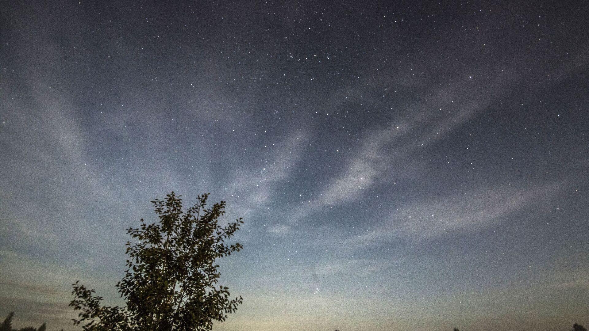 Метеорный поток Персеиды. Звездное небо - Sputnik Грузия, 1920, 07.10.2021