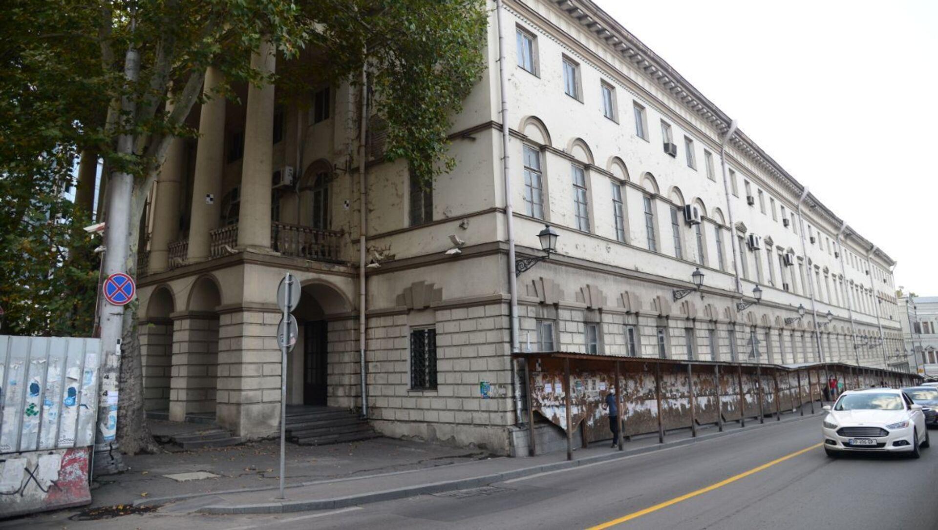 Грузинский национальный музей искусств имени Шалвы Амиранашвили - Sputnik Грузия, 1920, 28.07.2021