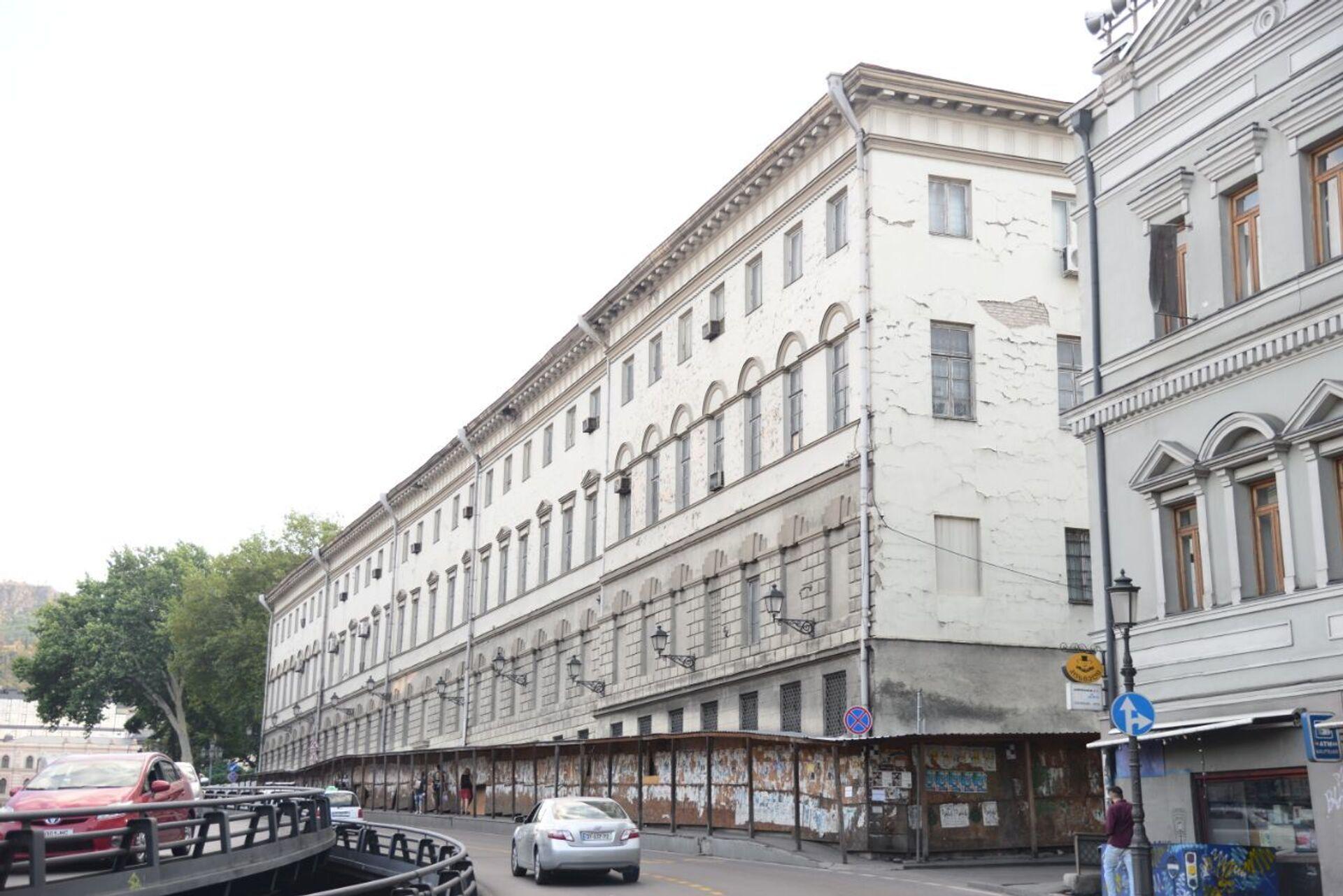 Грузинский национальный музей искусств имени Шалвы Амиранашвили - Sputnik Грузия, 1920, 24.08.2021