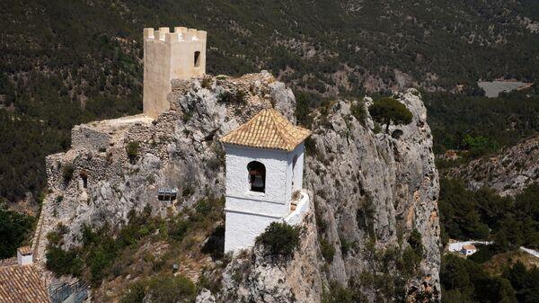 Замок Сан Хосе и крепость Алькосайба в Испании - Sputnik Грузия