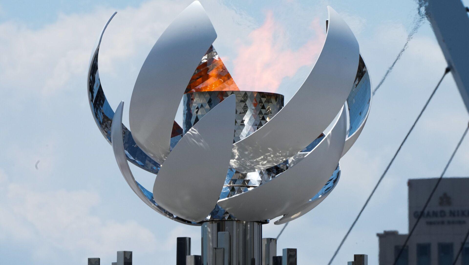 ოლიმპიური ცეცხლი - Sputnik საქართველო, 1920, 02.08.2021