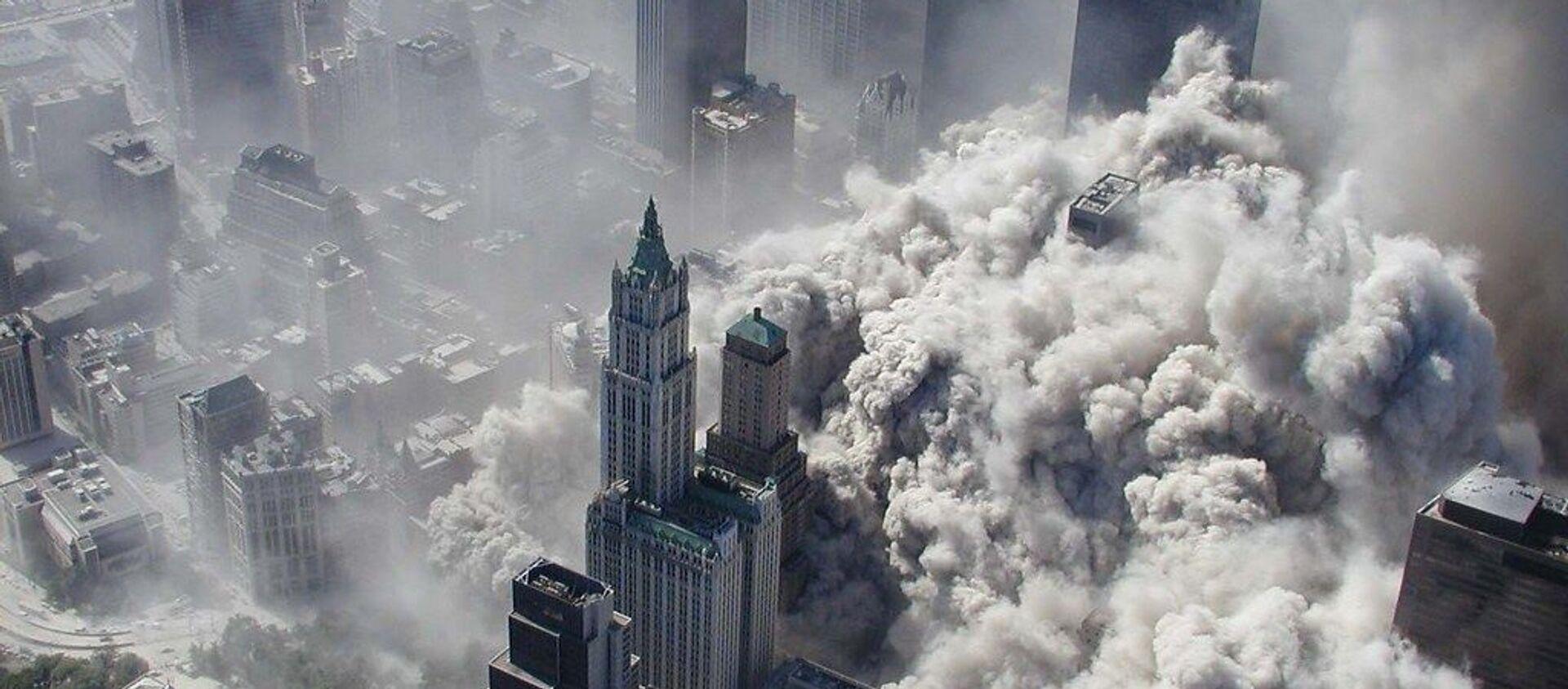 2001 წლის 11 სექტემბრის ტერაქტი ნიუ-იორკში - Sputnik საქართველო, 1920, 09.08.2021