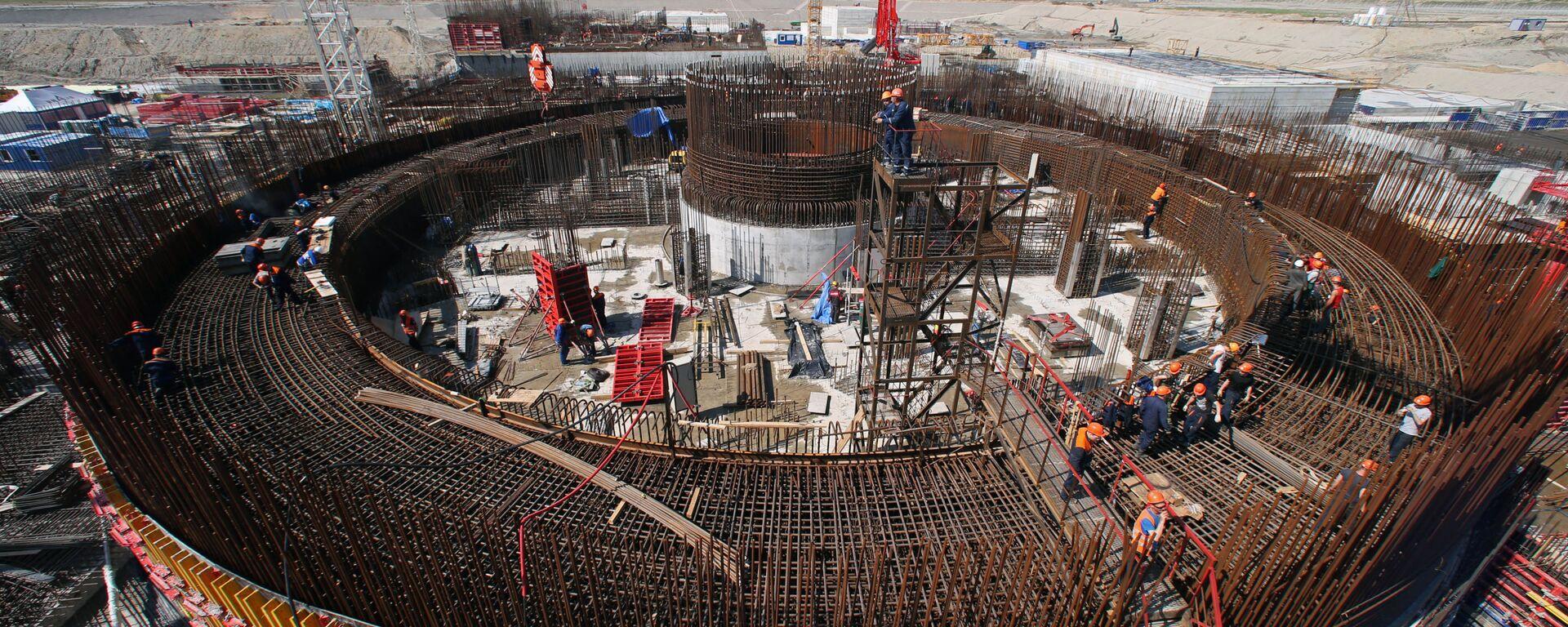 ბალტიის აეს-ის მშენებლობა კალინინგრადში - Sputnik საქართველო, 1920, 09.08.2021
