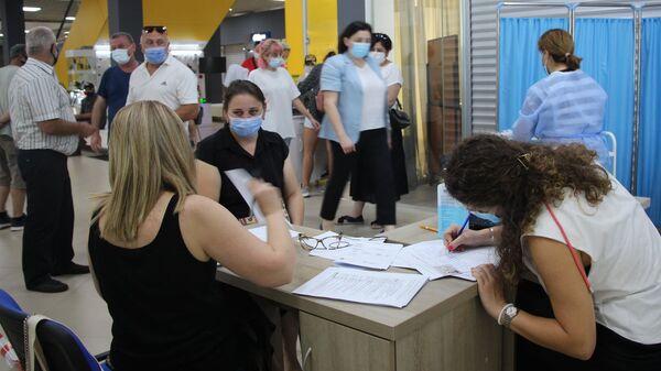 Эпидемия коронавируса - вакцинация населения в Аджарии  - Sputnik Грузия
