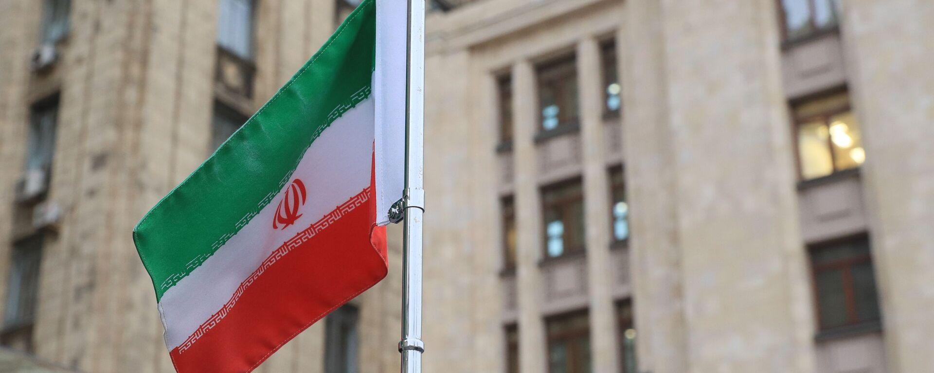 ირანის დროშა - Sputnik საქართველო, 1920, 12.08.2021