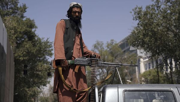 Талибы в Кабуле, Афганистан - Sputnik Грузия