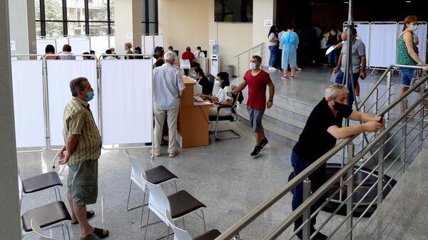 Эпидемия коронавируса - вакцинация в Аджарии - Sputnik Грузия