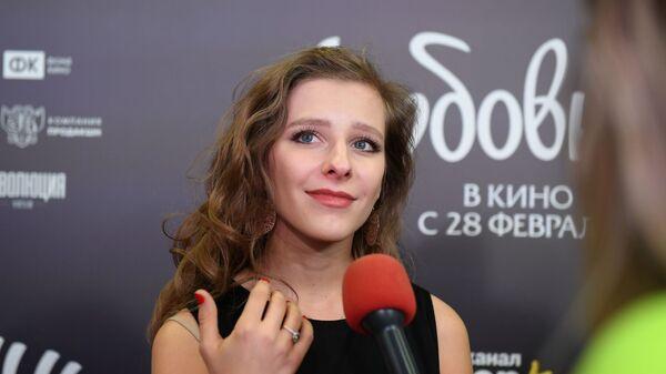 Актриса Лиза Арзамасова - Sputnik Грузия