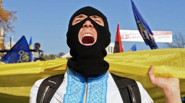 უკრაინელი ნაციოანლისტი - Sputnik საქართველო