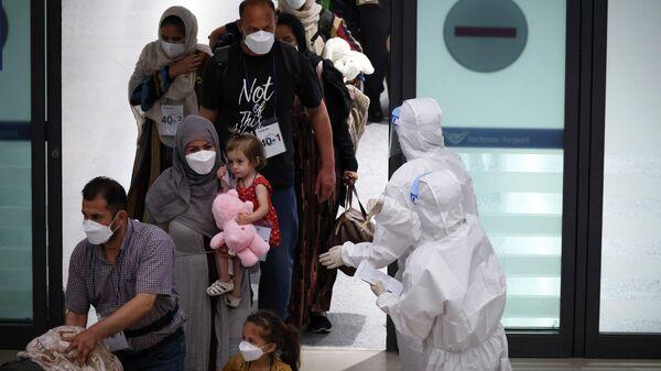 Эвакуация беженцев из Афганистана, Кабул - Sputnik Грузия
