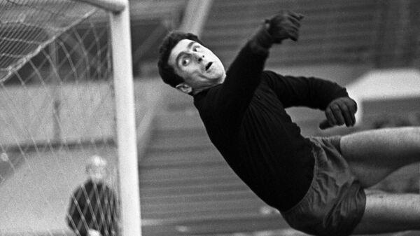 Один из лучших вратарей СССР 60-х годов Анзор Кавазашвили - Sputnik Грузия