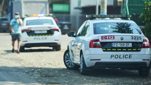 Региональная патрульная полиция - регион Гурия - Sputnik Грузия