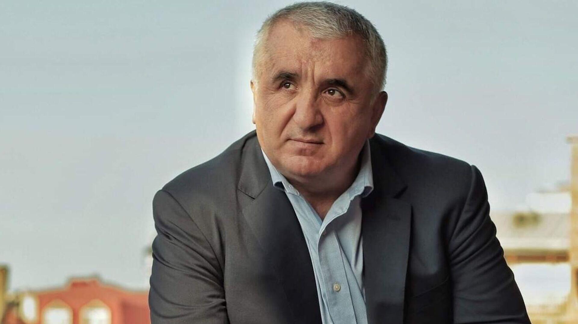 Валерий Гелашвили - Sputnik Грузия, 1920, 03.09.2021