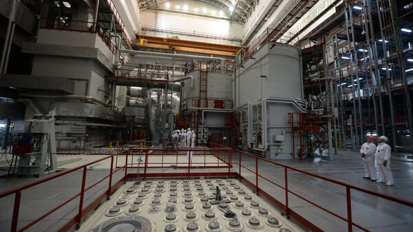 Атомная электростанция - Sputnik Грузия