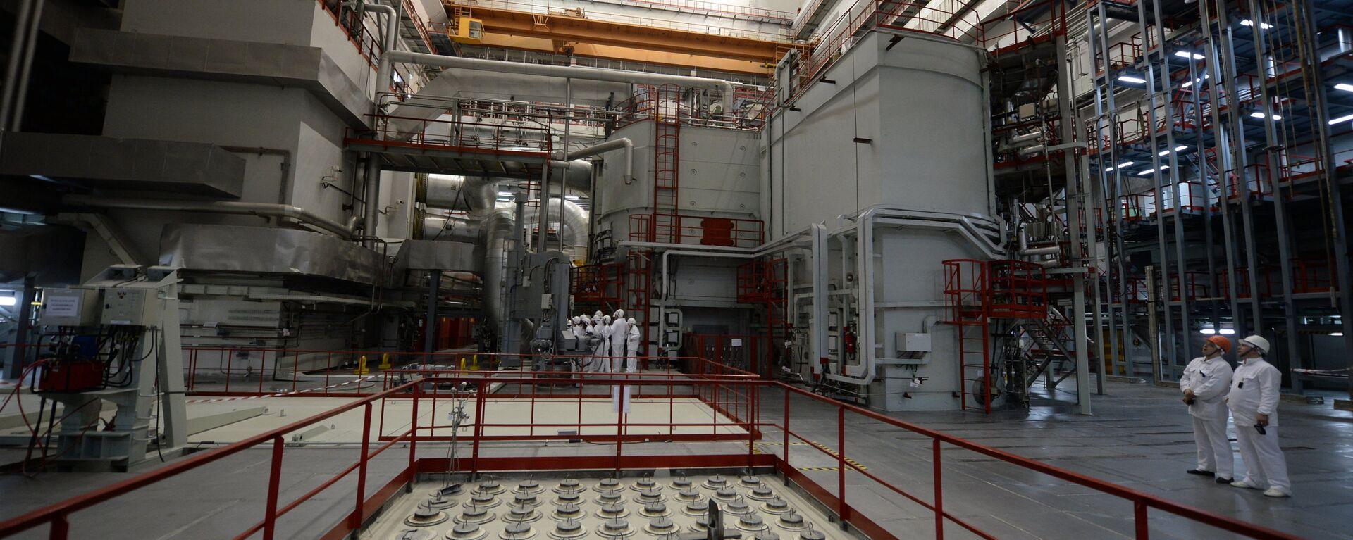 Атомная электростанция - Sputnik Грузия, 1920, 06.09.2021
