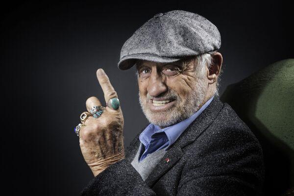 Один из самых узнаваемых актеров французского кинематографа, Жан-Поль Бельмондо родился 9 апреля 1933 года в семье скульптора - Sputnik Грузия