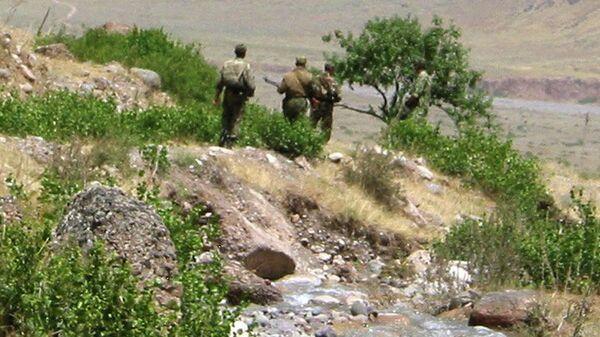 Ситуация на таджикский-афганской границе. Архивное фото - Sputnik Грузия