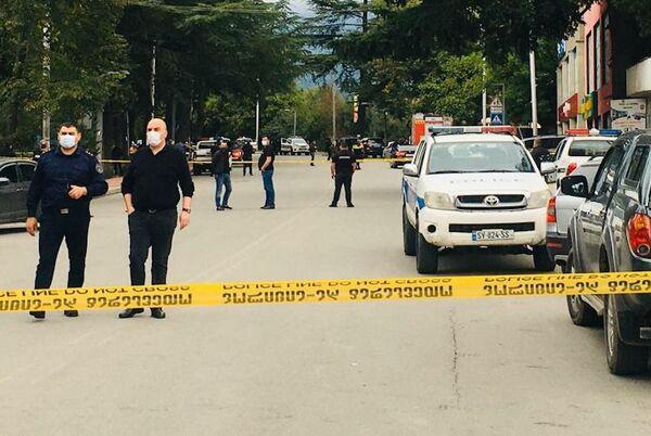 По последним данным, все заложники уже освобождены - Sputnik Грузия