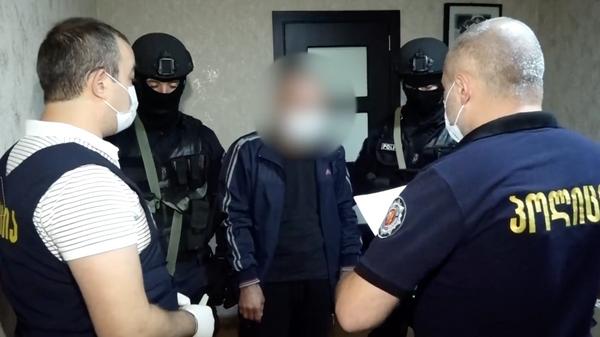 Спецоперация в Гори и Хашури против воров в законе - Sputnik Грузия