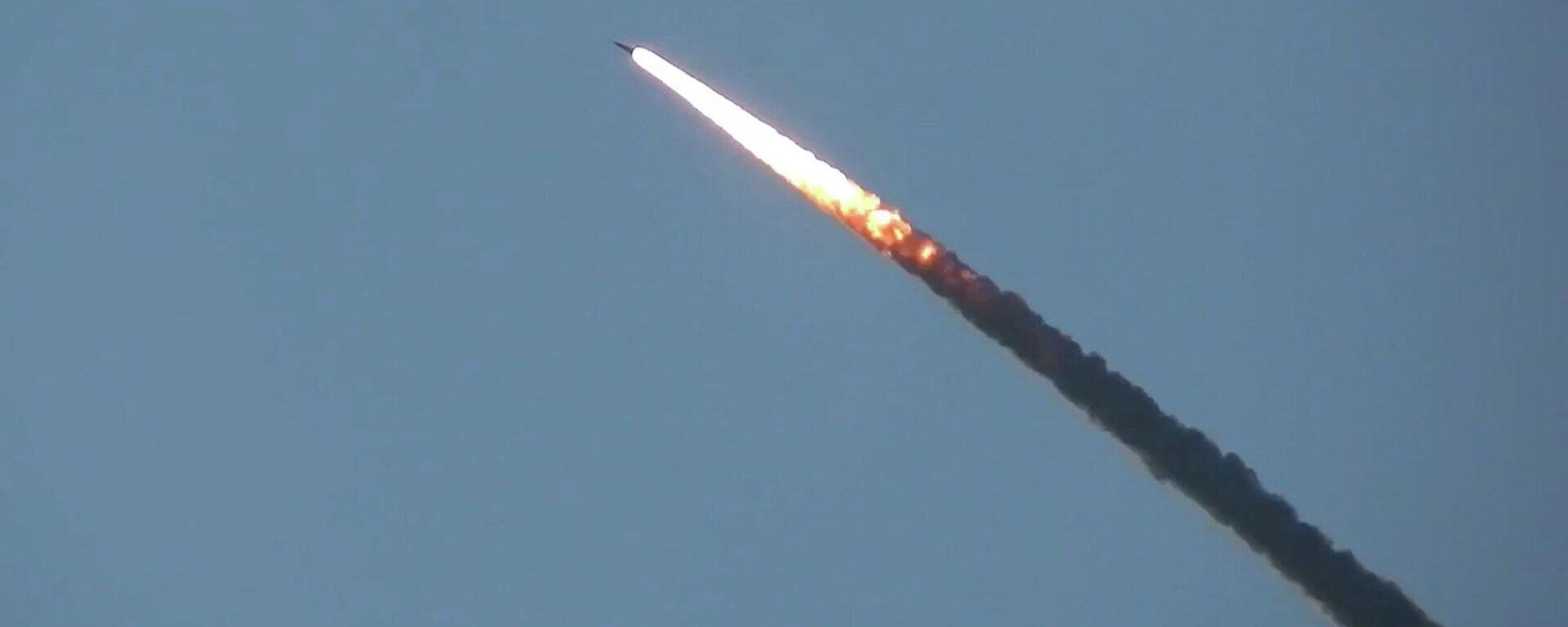 В России испытали новую противоракету системы ПРО - видео - Sputnik Грузия, 1920, 17.09.2021