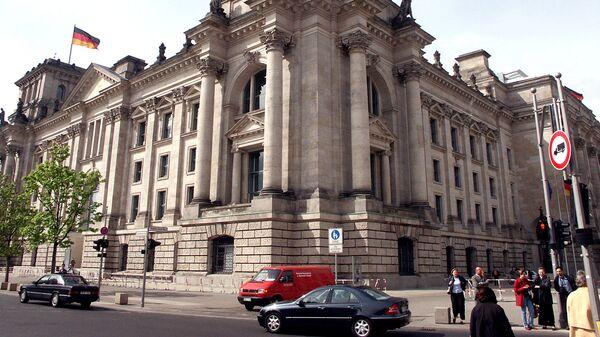 Здание Бундестага (Федерального Собрания Германии) - Sputnik Грузия