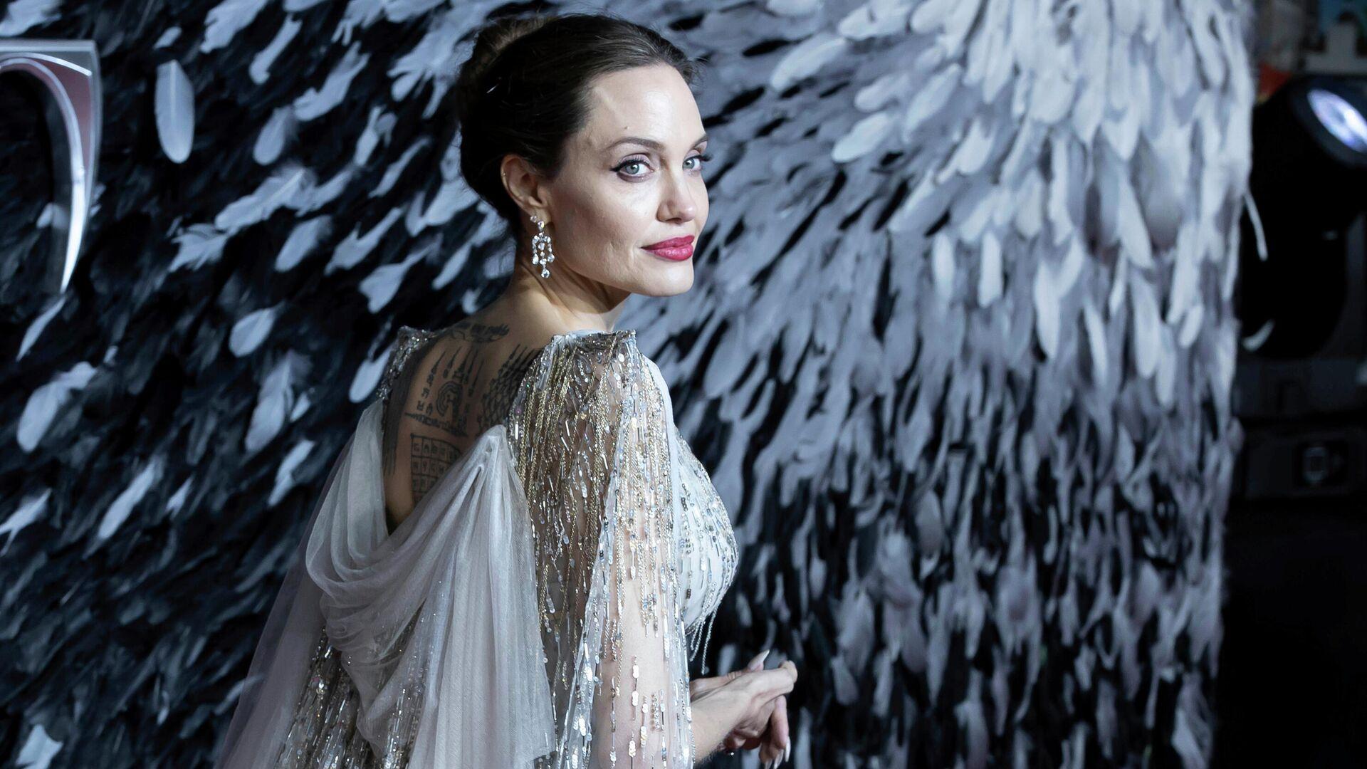 Анджелина Джоли   - Sputnik Грузия, 1920, 28.09.2021