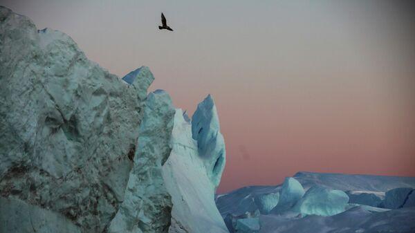 Ледяной фьорд Якобсхавн возле Илулиссата - Sputnik Грузия