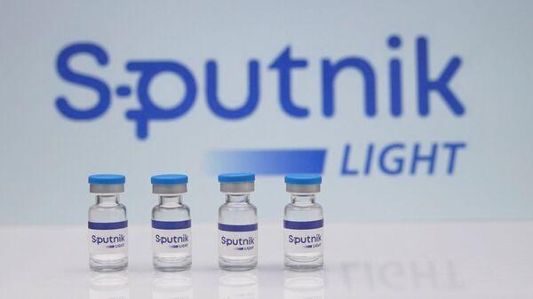 Вакцина Sputnik Light от коронавируса - Sputnik Грузия