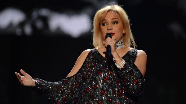 Певица Татьяна Буланова. Концерт 25 лет тишины, посвященный памяти певца Игоря Талькова - Sputnik Грузия