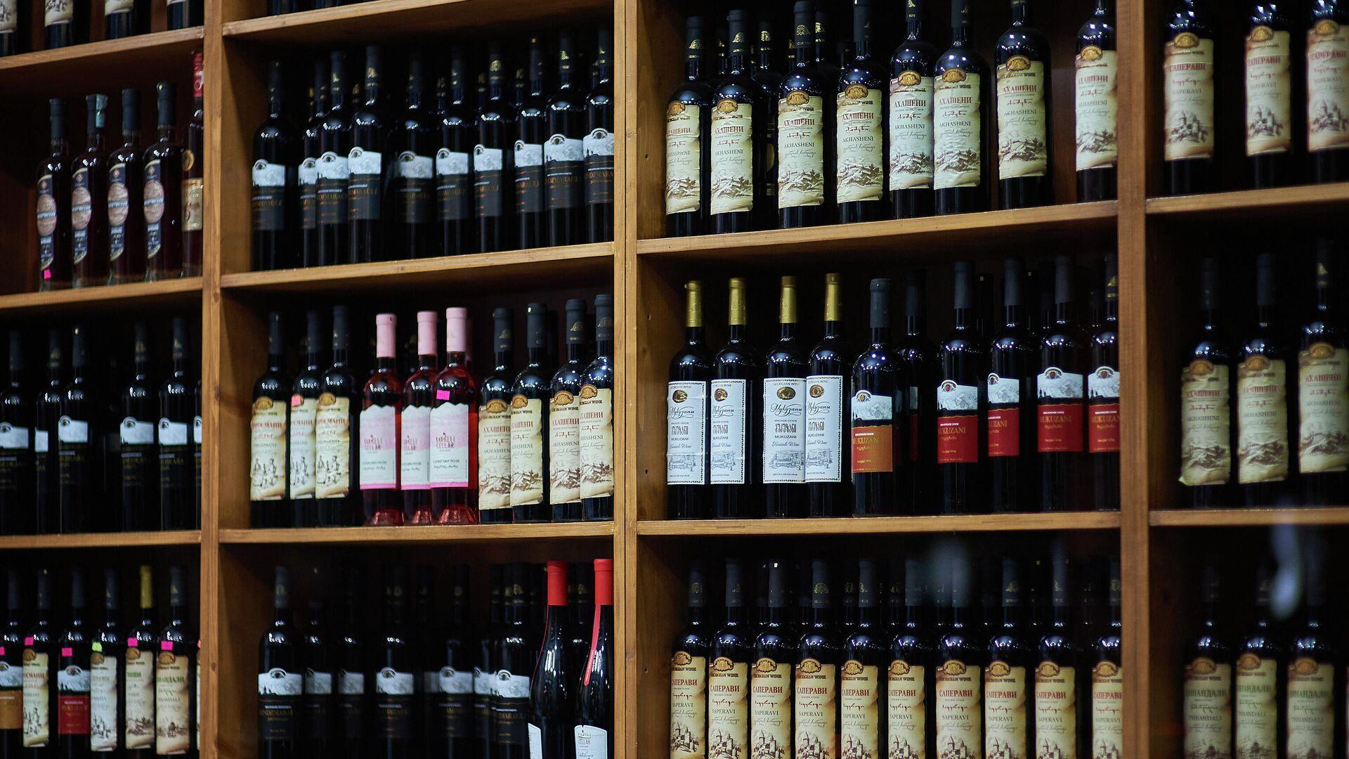 Грузинское вино - Sputnik Грузия, 1920, 27.09.2021