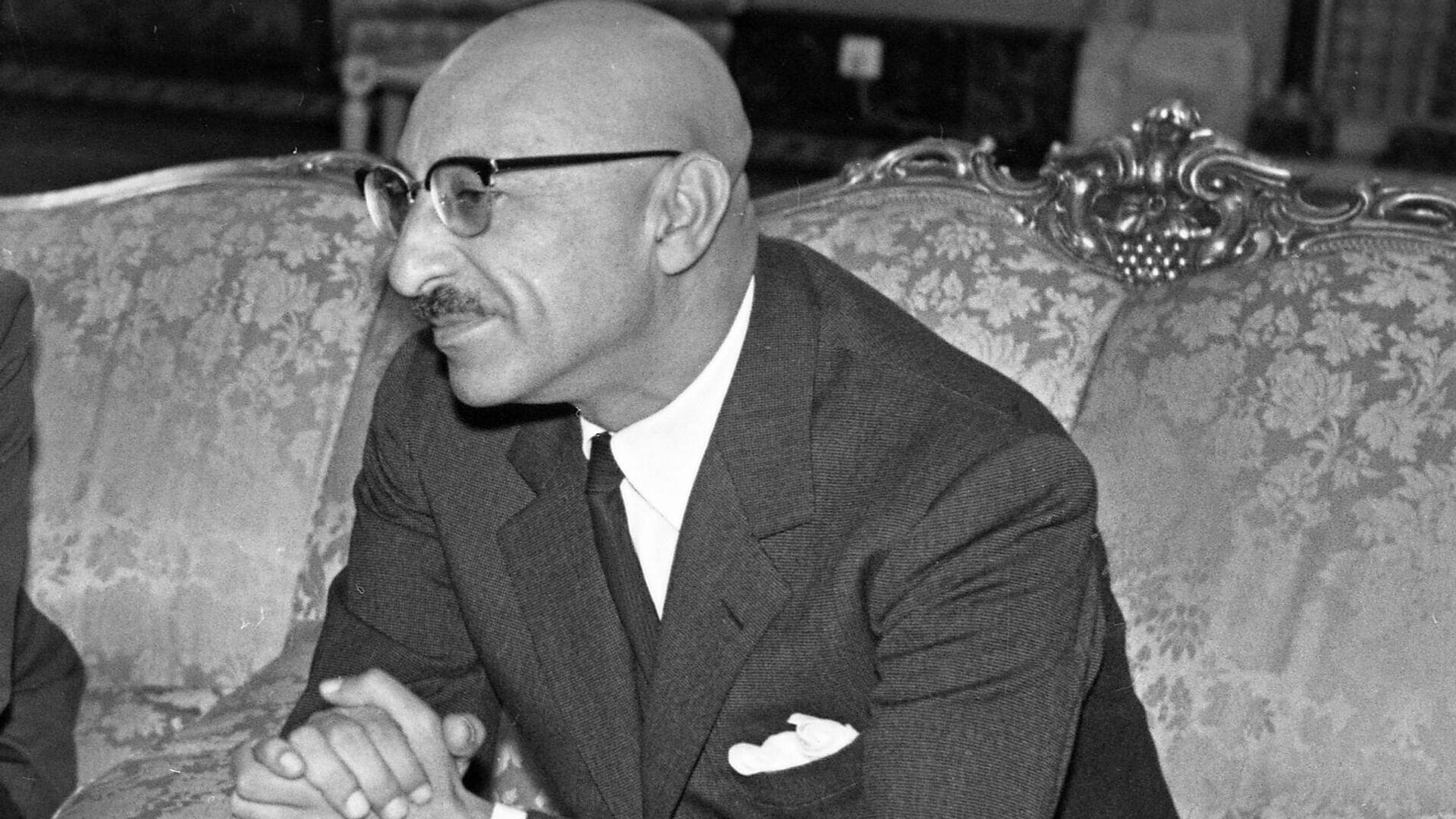 საბჭოთა კავშირის გმირის, საბჭოთა მფრინავ-კოსმონავტ გერმან ტიტოვის ვიზიტი ავღანეთის სამეფოში - Sputnik საქართველო, 1920, 28.09.2021
