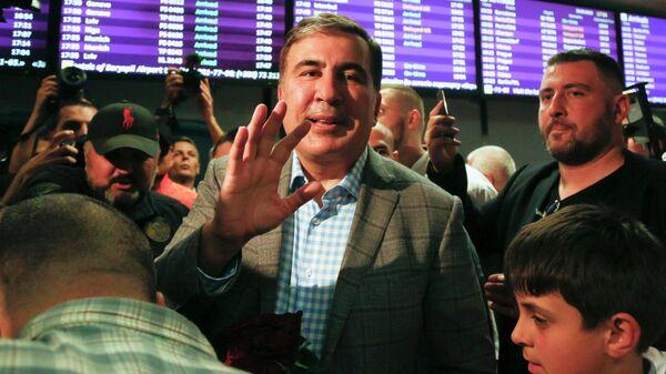 Михаил Саакашвили - Sputnik Грузия
