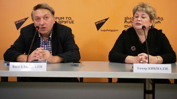 Васо Капанадзе - эксперт по международным вопросам  - Sputnik Грузия