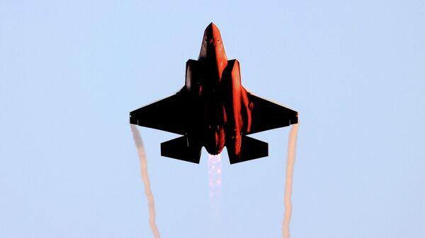 Истребитель F-35 Lightning II - Sputnik Грузия