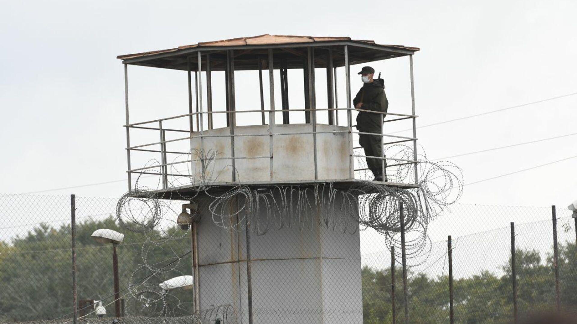 Руставская тюрьма - Sputnik Грузия, 1920, 07.10.2021